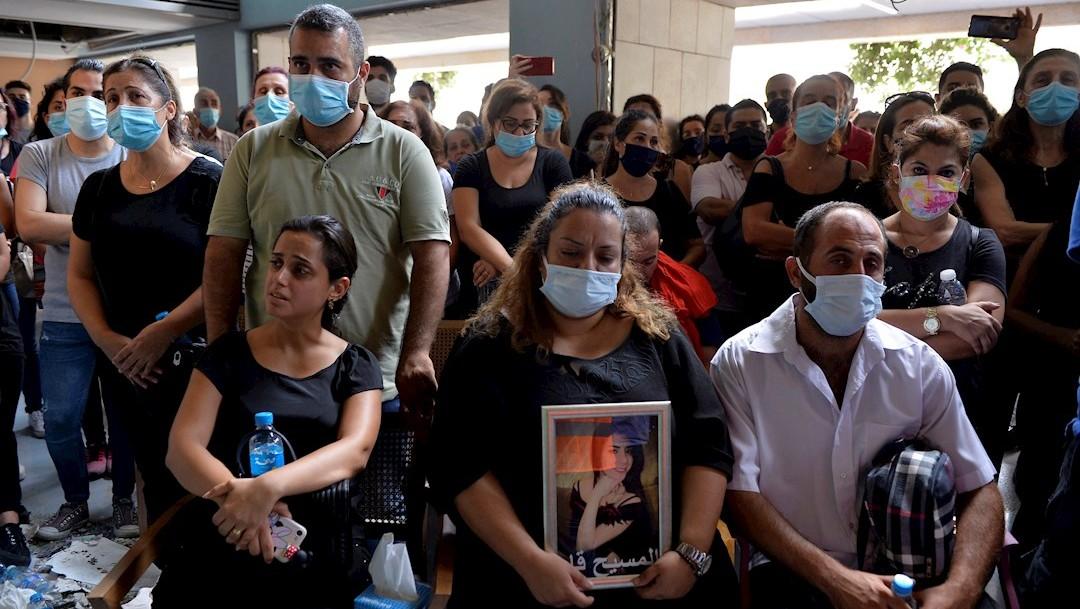 Gobierno libanés teme un aumento de casos de coronavirus COVID-19 en Beirut.