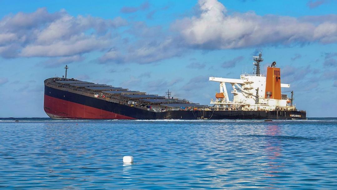 Se desconoce si esta cantidad de crudo había sido o no extraída a tiempo del barco