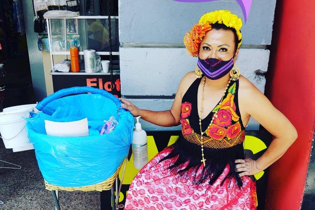Lady Tacos de Canasta tendrá puesto fijo en Centro de CDMX