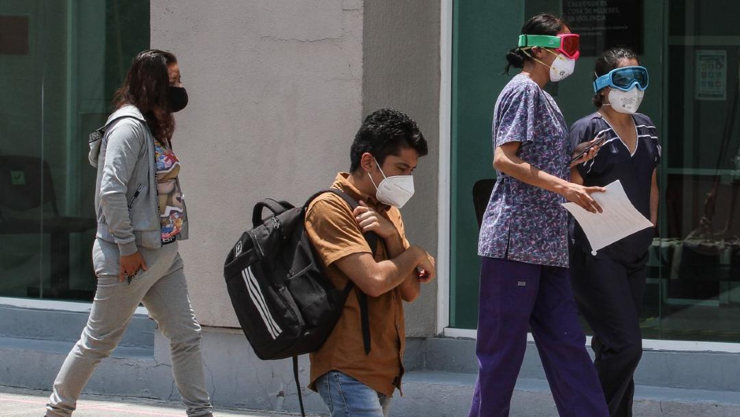casos confirmados de coronavirus y muertos en mexico