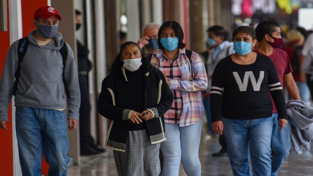 casos confirmados de coronavirus y muertos en mexico y