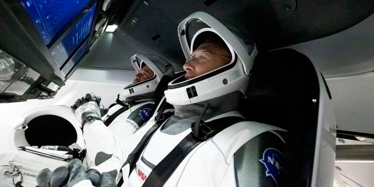 Sigue en vivo el regreso de los astronautas de SpaceX y la NASA