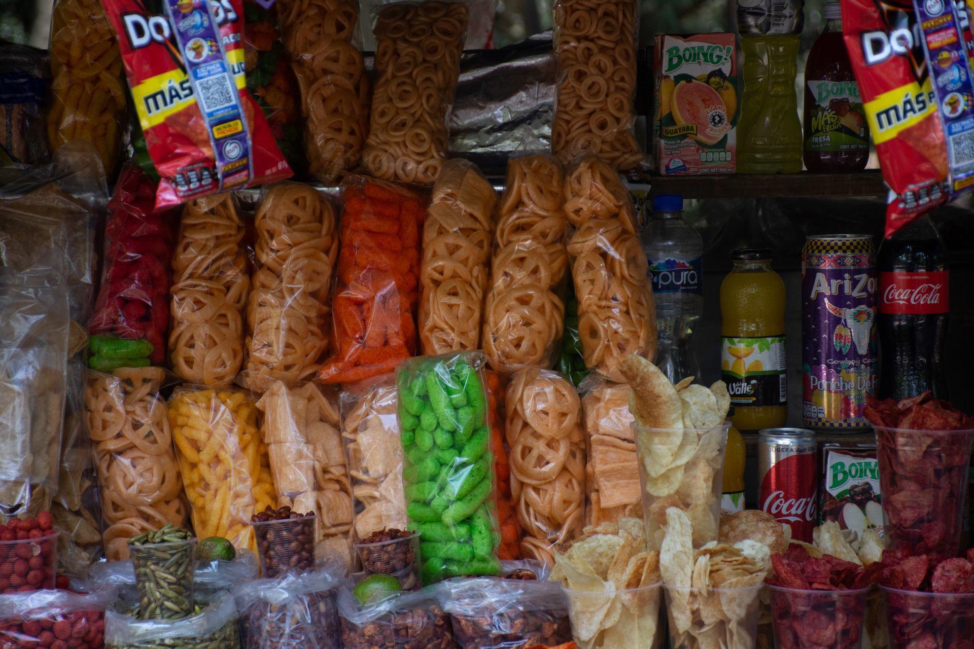CDMX analiza prohibir venta de comida chatarra a niños (Cuartoscuro, archivo)