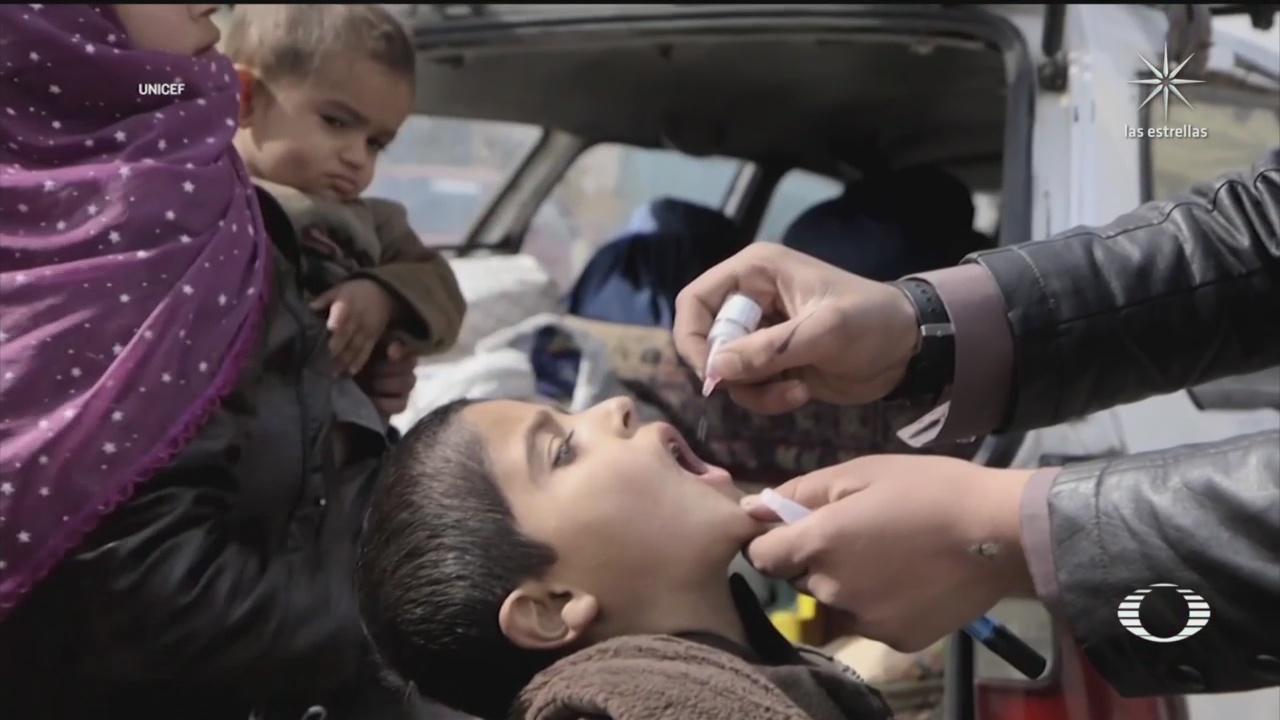 Declaran al continente africano libre de poliomielitis Nigeria no ha reportado casos de poliomielitis