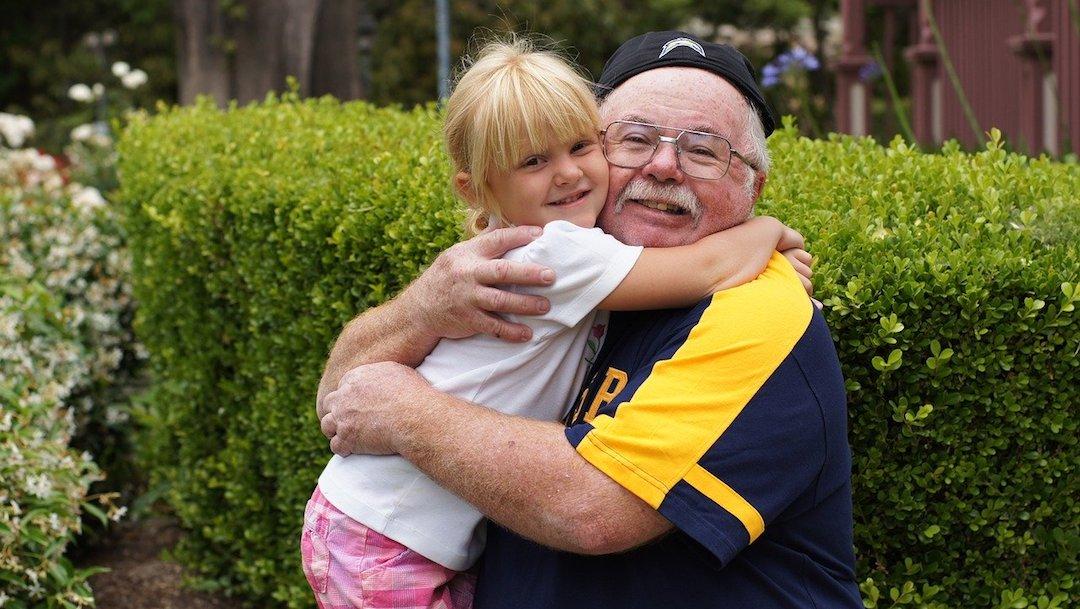 28 Agosto Día Abuelo Foto