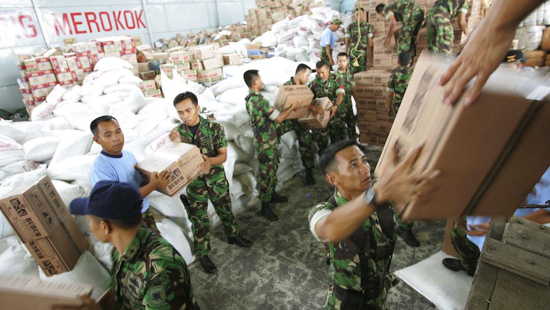Día Mundial Asistencia Humanitaria Foto