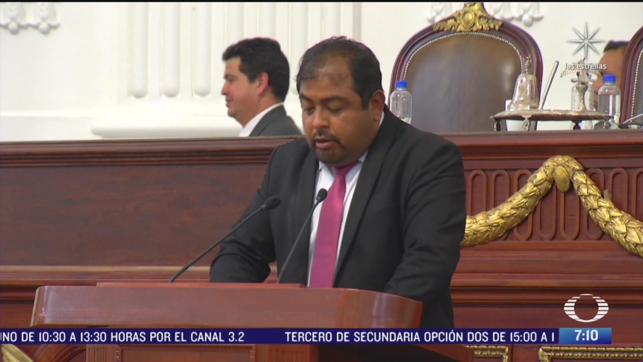 diputado de morena propone impedir que periodistas investiguen carpetas de la fgr