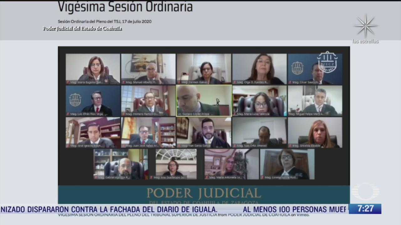 el poder judicial en mexico y las nuevas tecnologias