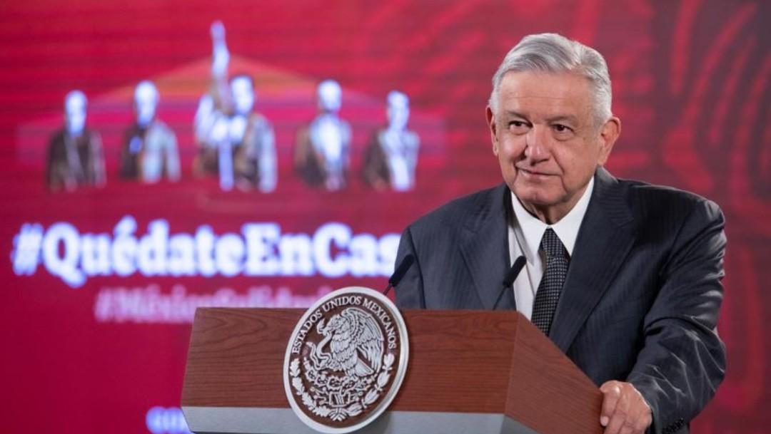 El presidente Andrés Manuel López Obrador, 12 de agosto