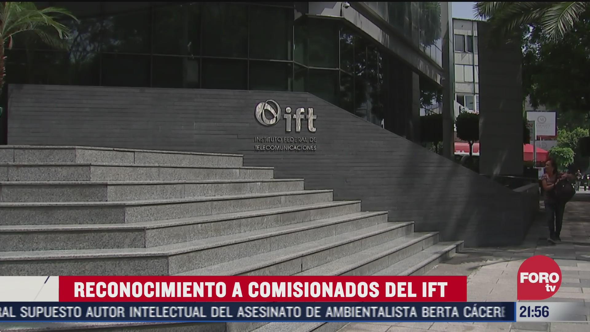 Instituto Federal de Telecomunicaciones (IFT)