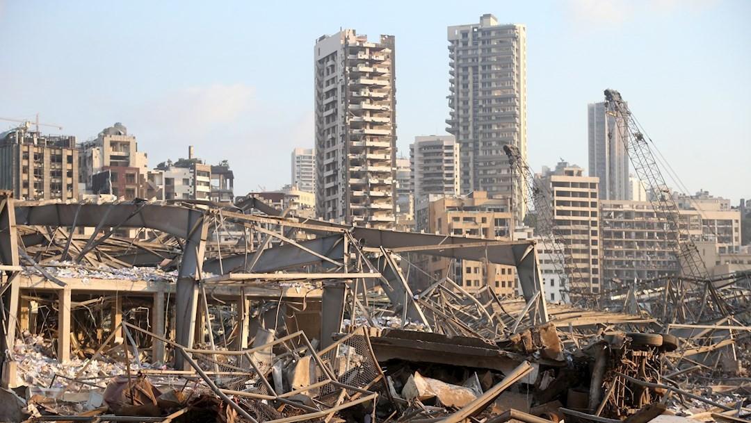 El Ministerio de Salud libanés elevó a 158 la cifra de muertos y a 6,000 la de heridos como consecuencia de la explosión en el puerto de Beirut