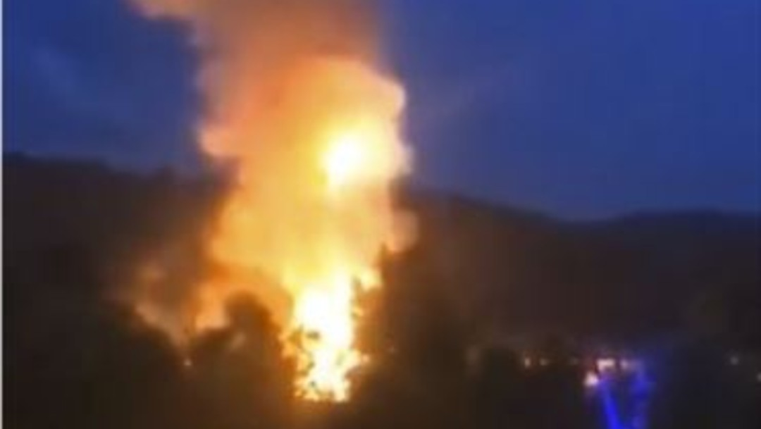 Explosión en Corea del Norte
