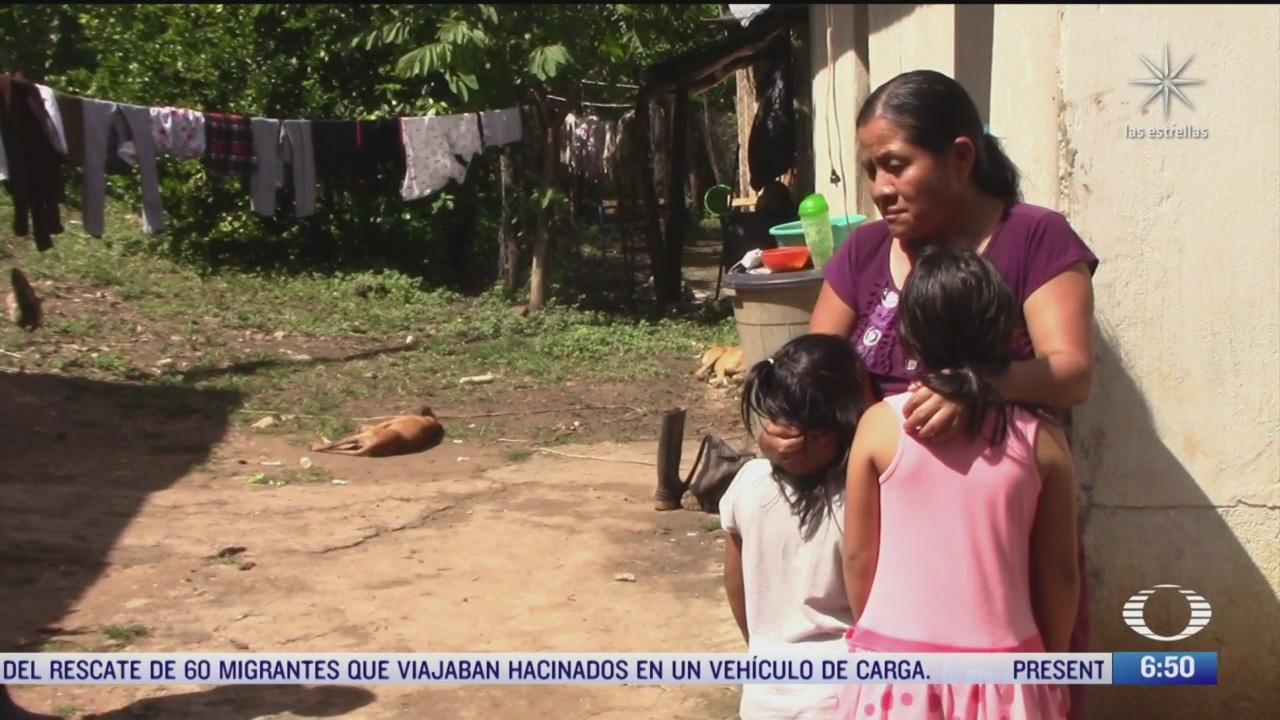 fiscalia de chiapas entrega a 5 de los 20 ninos rescatados en san cristobal de las casas