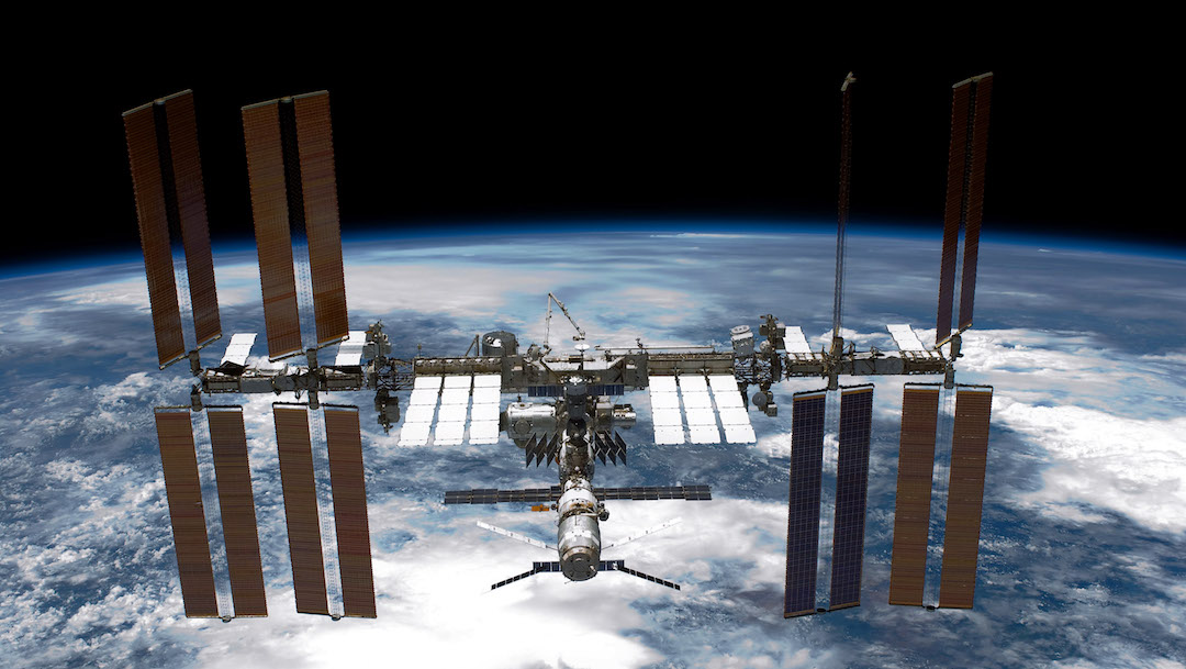 Fuga Estación Espacial Internacional EEI