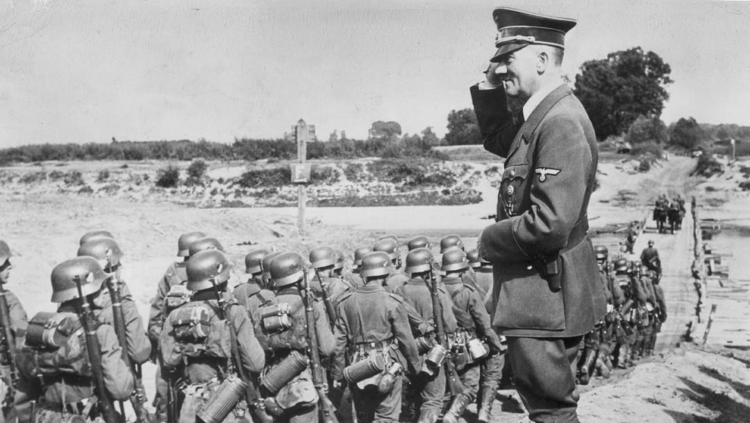 Adolf Hitler, nazis, Polonia, Segunda Guerra Mundial