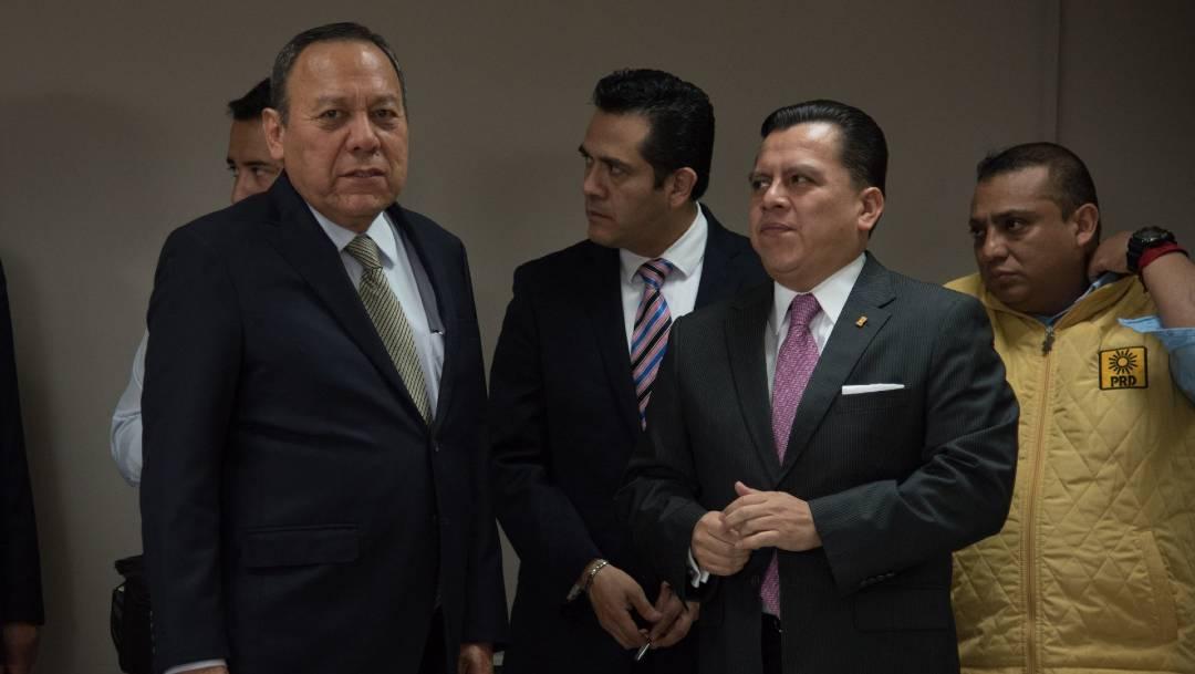 El Consejo Nacional del PRD eligió a Jesús Zambrano como nuevo dirigente nacional de cara a las elecciones intermedias de 2021