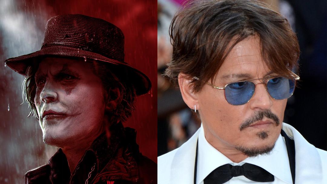 Corre un rumor que Johnny Depp podría ser el Joker en The Batman protagonizada por Robert Pattinson