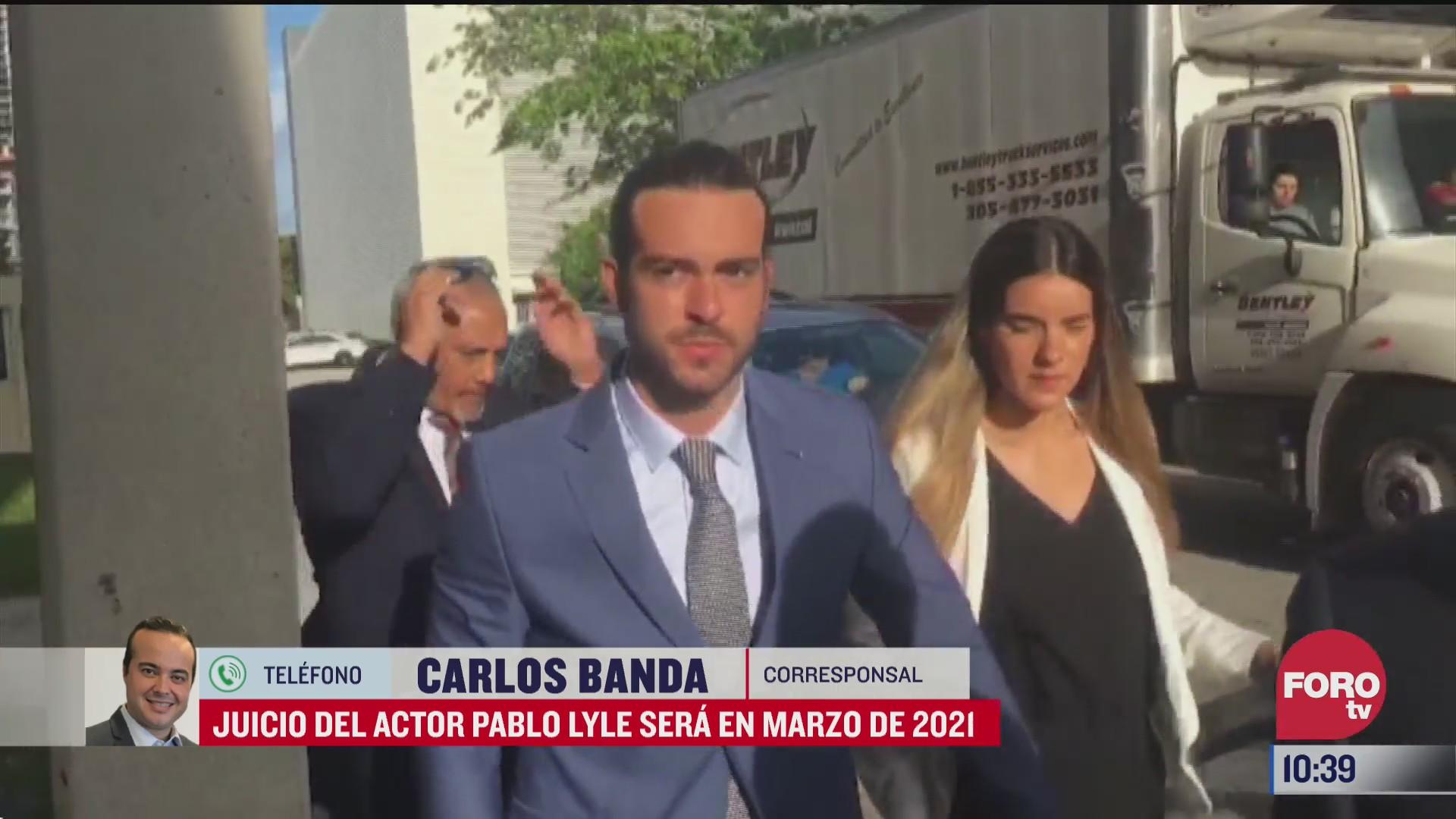 juicio del actor pablo lyle sera en marzo de