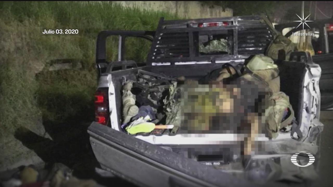 Militares disparan contra civil sometido en Nuevo Laredo en una ejecución extrajudicial en Tamaulipas