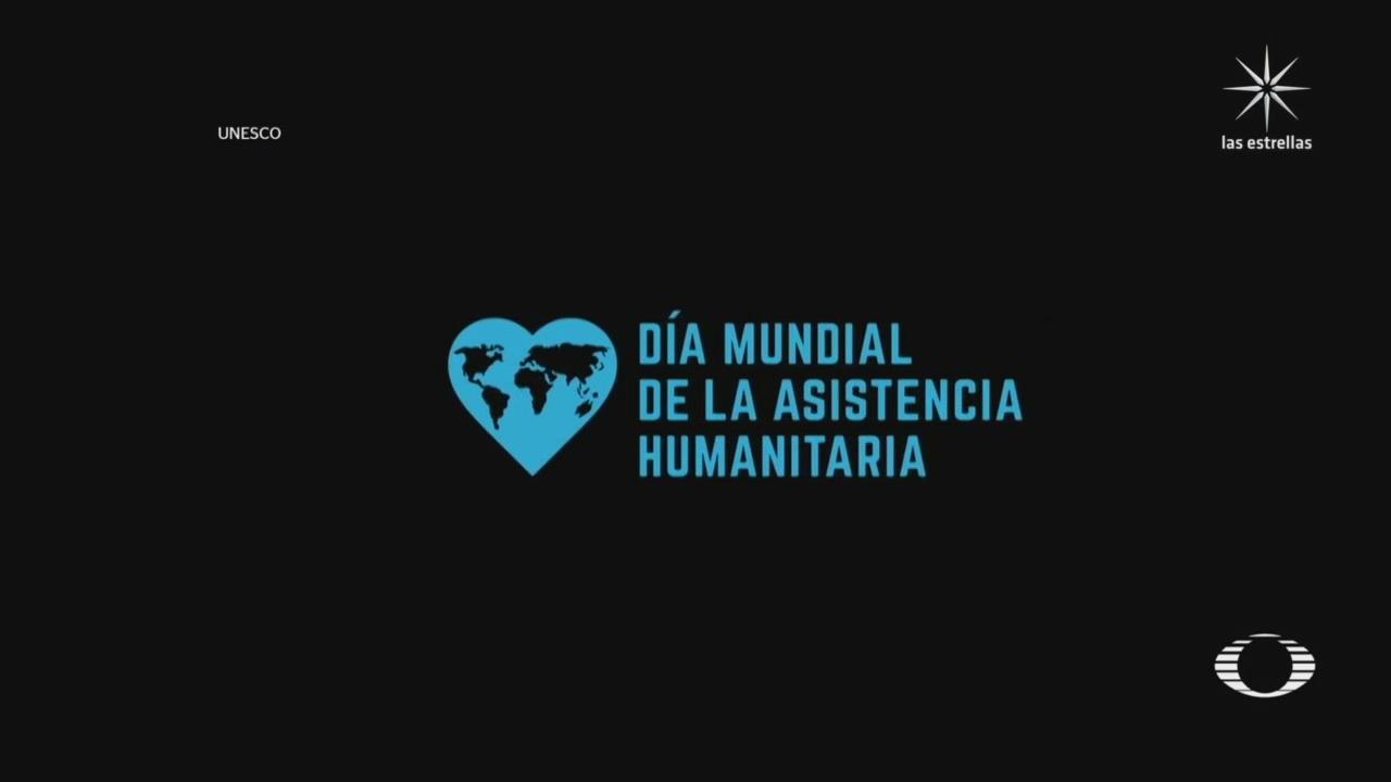 onu rinde homenaje a los heroes de la vida real en el Día Mundial de la Asistencia Humanitaria