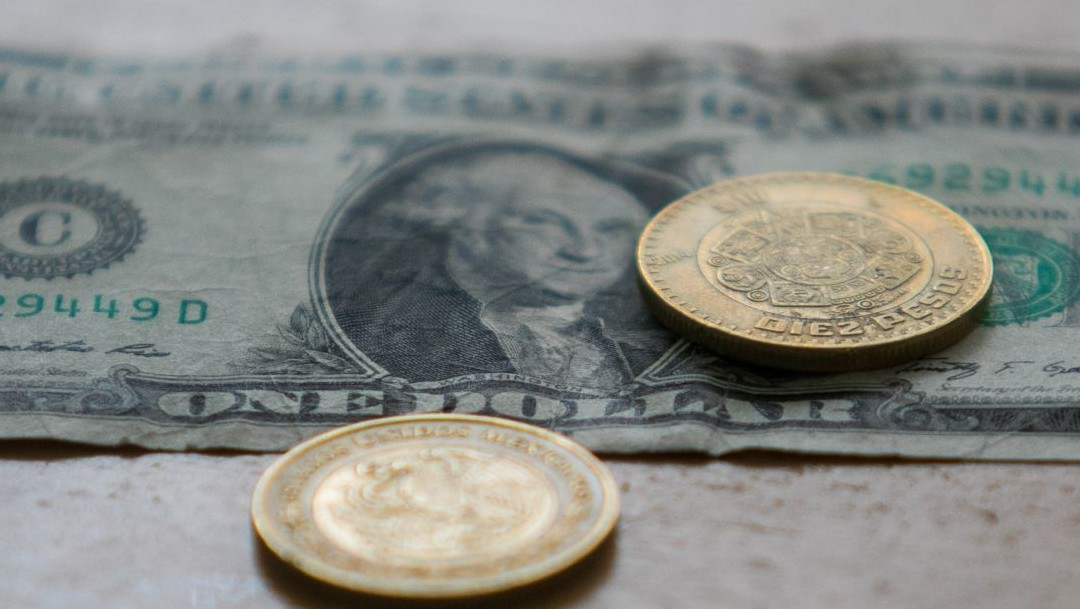 precio del dolar en méxio