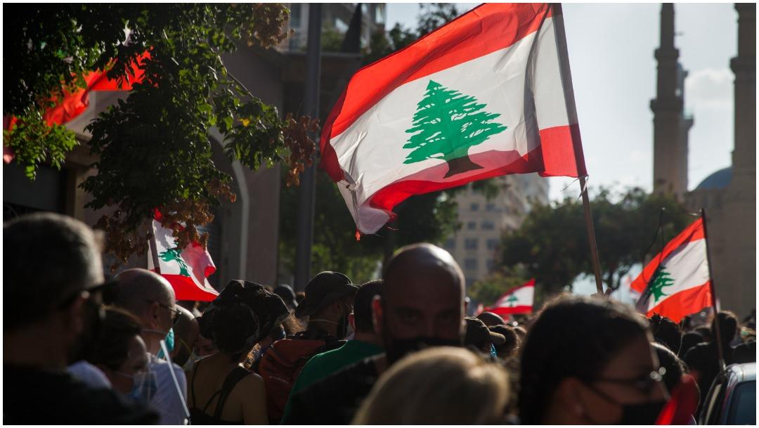 Protestas Beirut