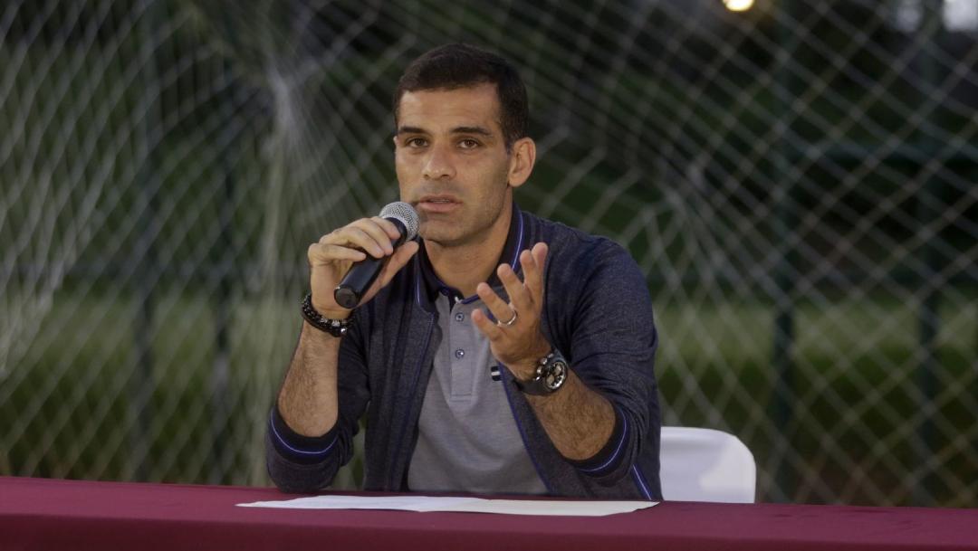 Rafa Márquez se estrena como director técnico en España