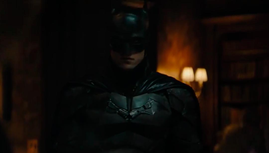 Revelan fotos de Robert Pattinson y trailer de la película de The Batman
