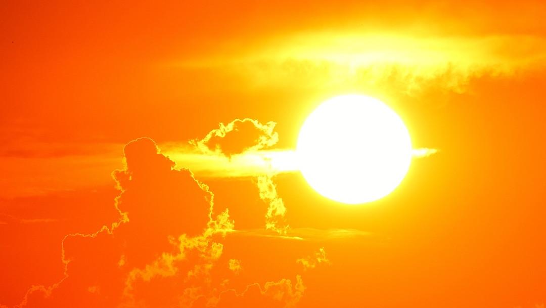 sol, actividad solar, imagen ilustrativ