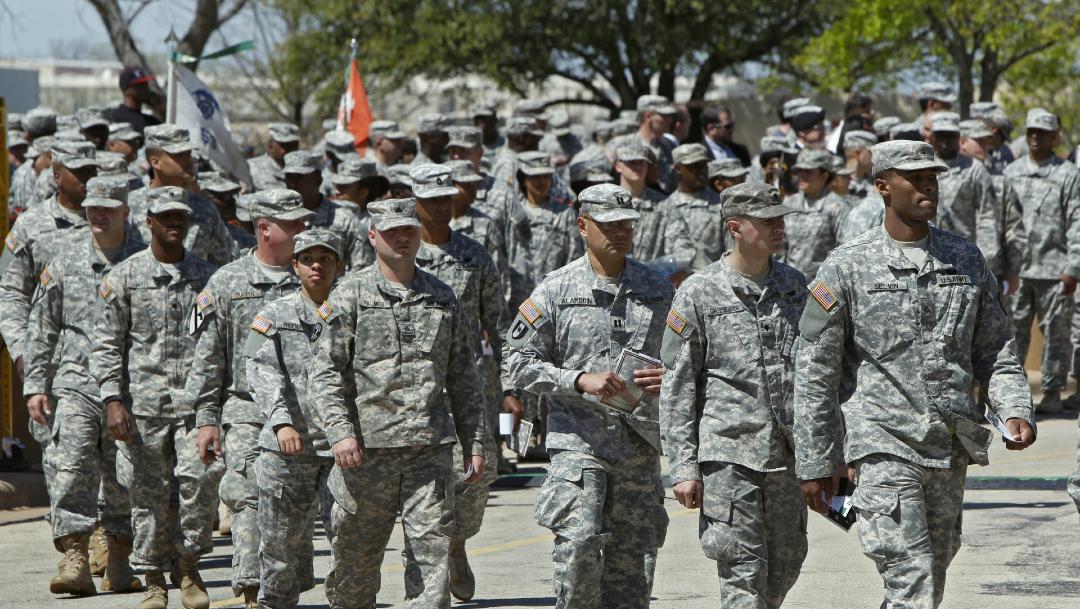 El sargento había sido trasladado a una unidad distinta dentro de Fort Hood tras interponer una demanda por abuso sexual antes de que desapareciera