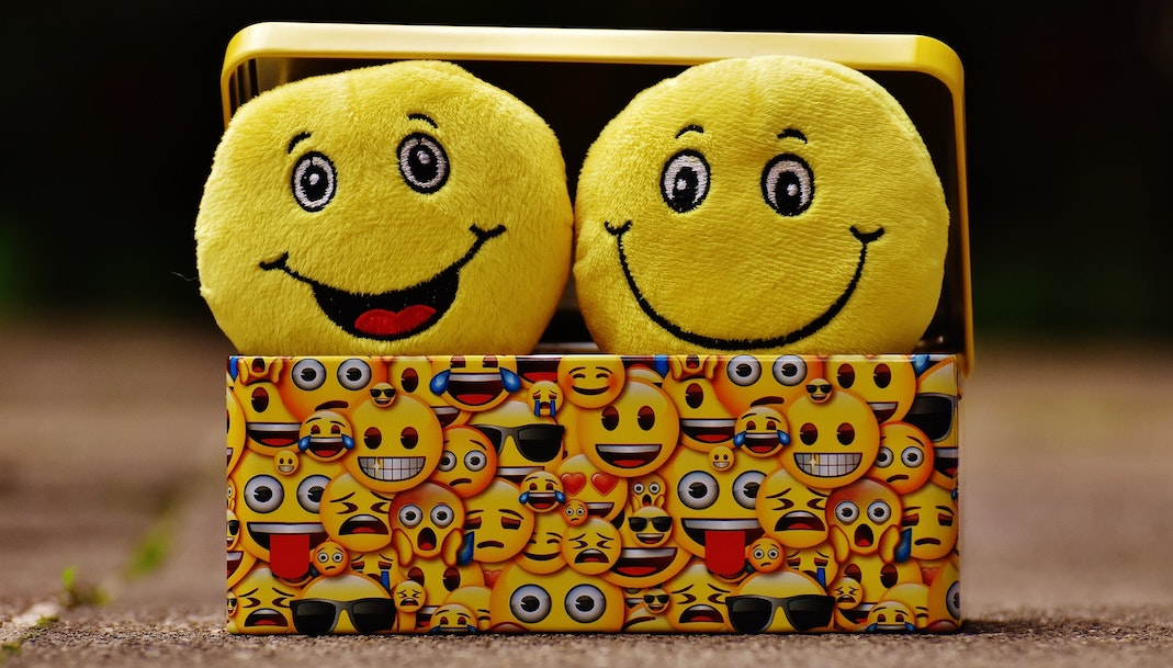 Tipos Humor Risa Happy Face