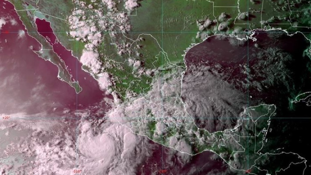 'Elida' se fortalece en el Pacífico; evolucionaría a huracán categoría 1: SMN