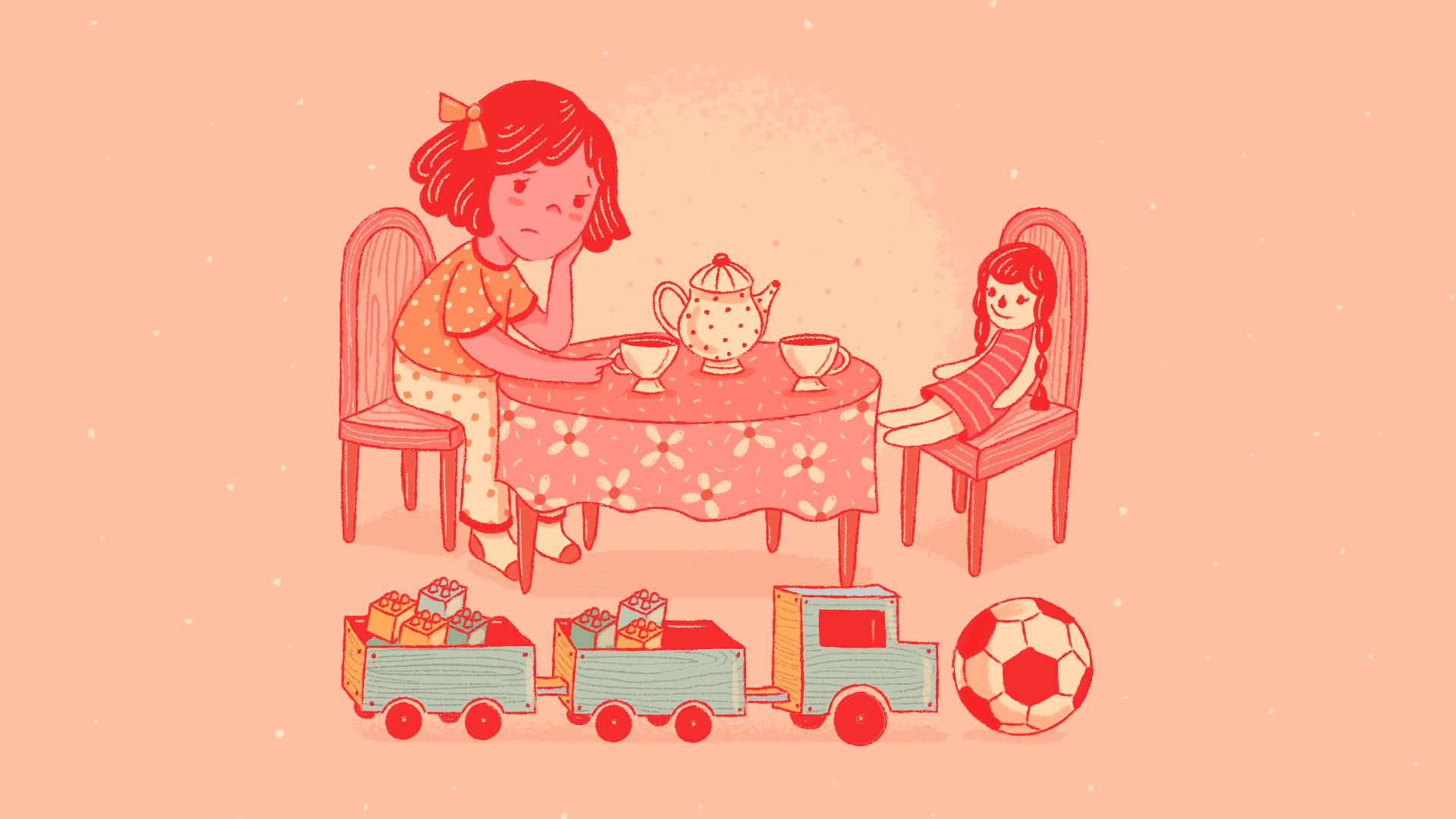 Cómo educar a las niñas para un mundo en cambio