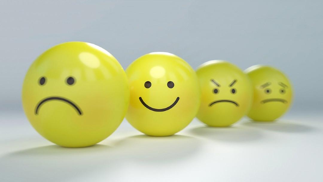 Cambios de ánimo, ansiedad, imagen ilustrativa