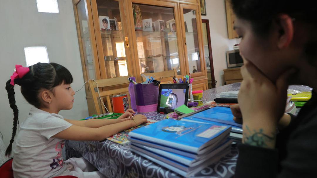 Horarios y canales Aprende en Casa II