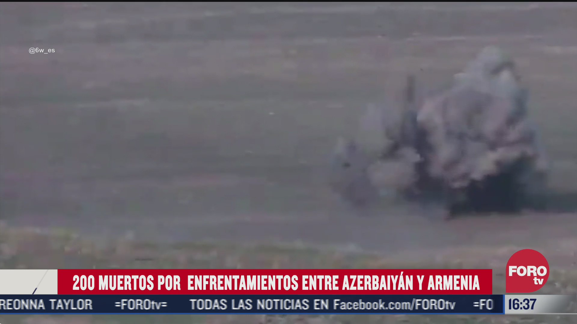 armenia reporta 200 militares muertos