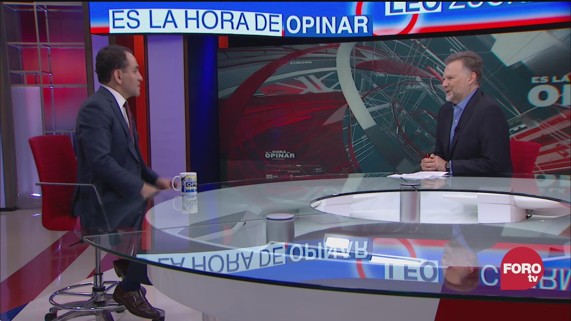 Leo Zuckermann y Arturo Herrera titular de la Secretaría de Hacienda y Crédito Público platican sobre el Paquete Económico 2021