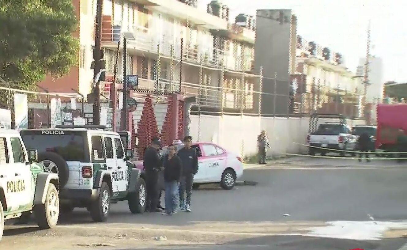 asesinan a balazos a taxista en la alcaldia iztapalapa