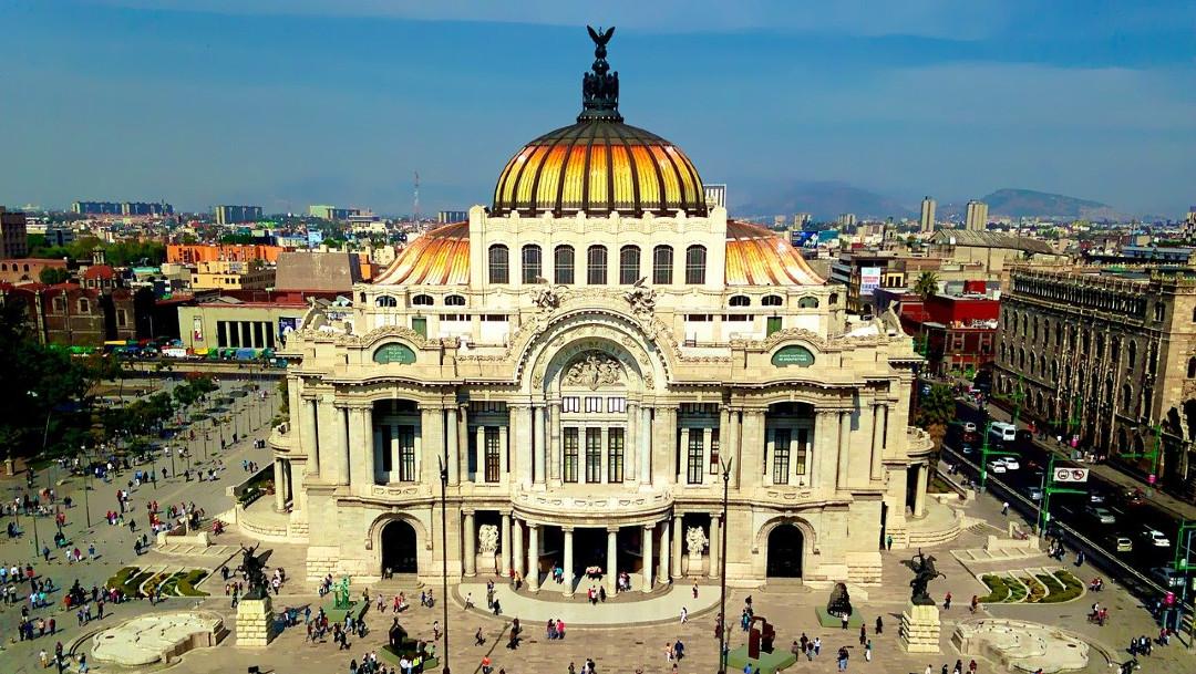 museo, Bellas Artes, CDMX, imagen ilustrativa