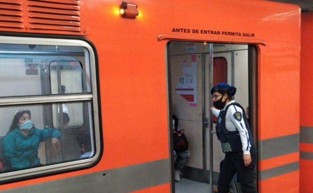En el Metro, acosador es grabado en video en vagón exclusivo