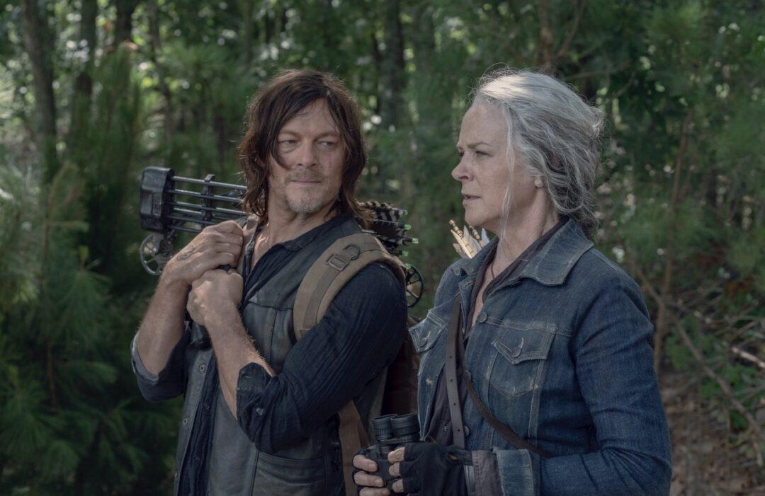 The Walking Dead tendrá temporada final spin-off y película
