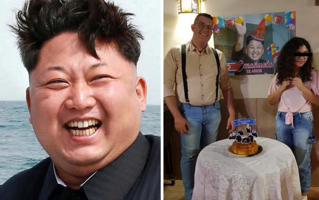 Celebran a fan de K-Pop fiesta temática de Corea del Norte