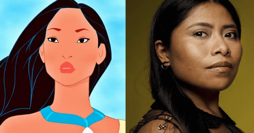 ¿Yalitza Aparicio podría aparecer en remake de Pocahontas?