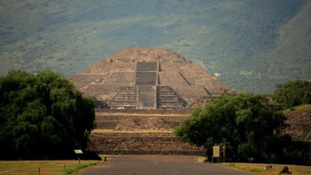 Centro arqueológico Teotihuacan