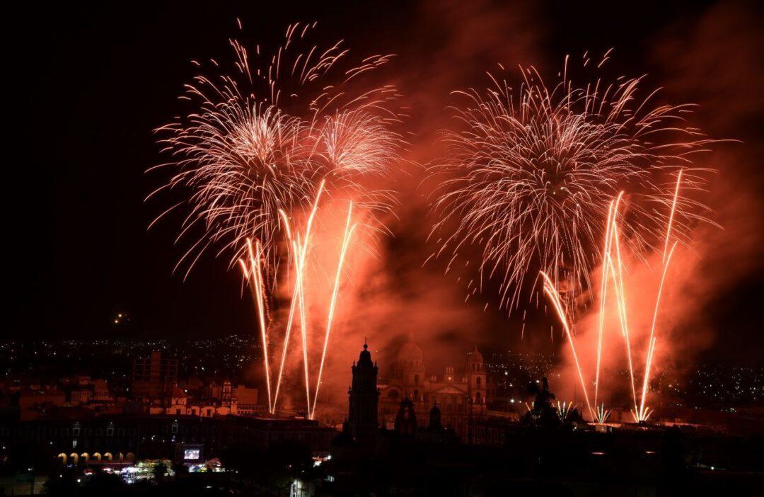 Grito de Independencia en estados: celebración virtual