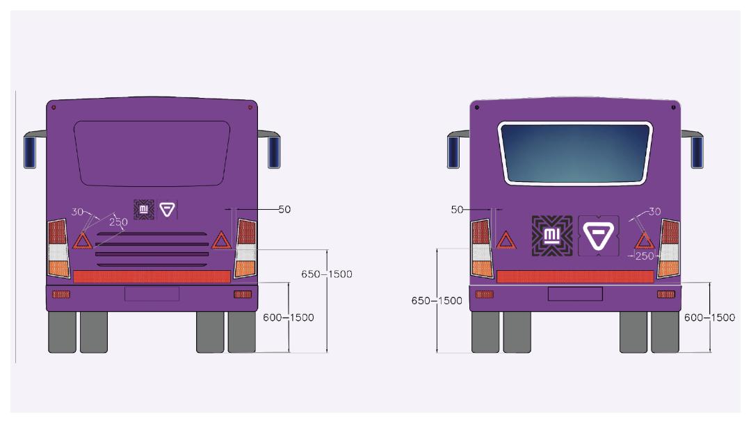 CDMX estrena autobuses destinados a transporte público