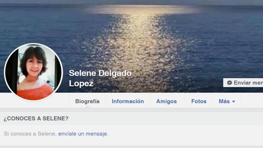 Quien es Selene Delgado Lopez el fantasma en Facebook