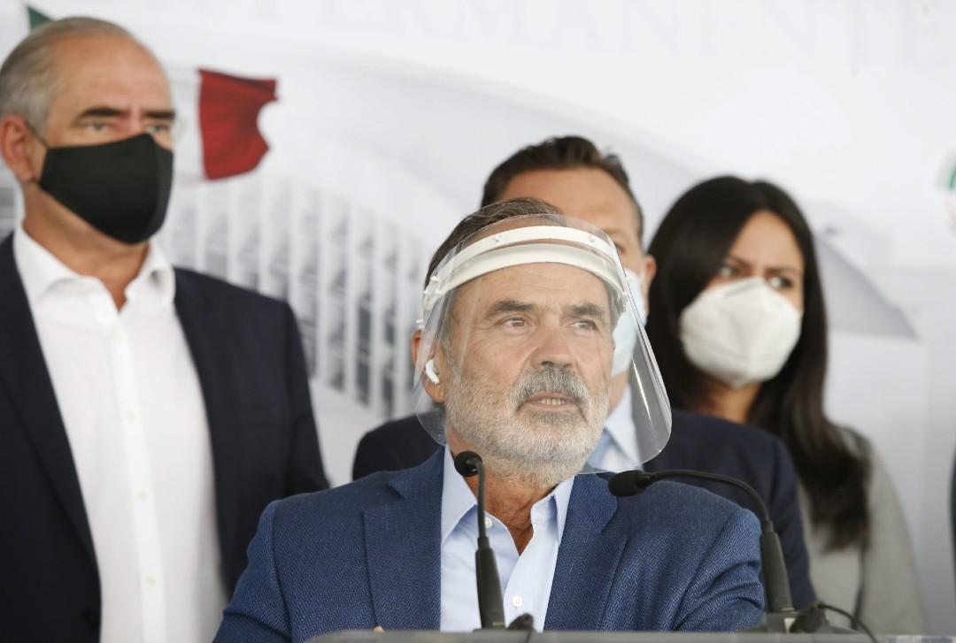 Madero invita a Calderón y Margarita Zavala regresar al PAN