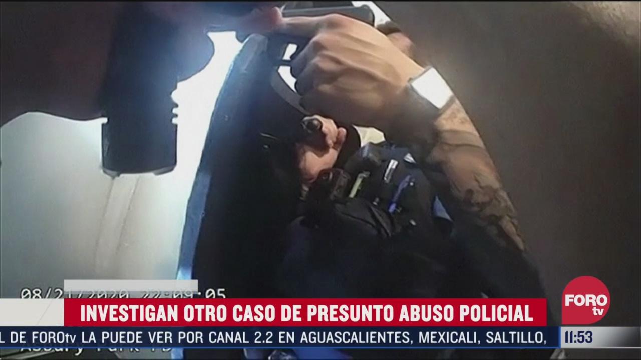 hasani best otro afroamericano victima de abuso policial en eeuu