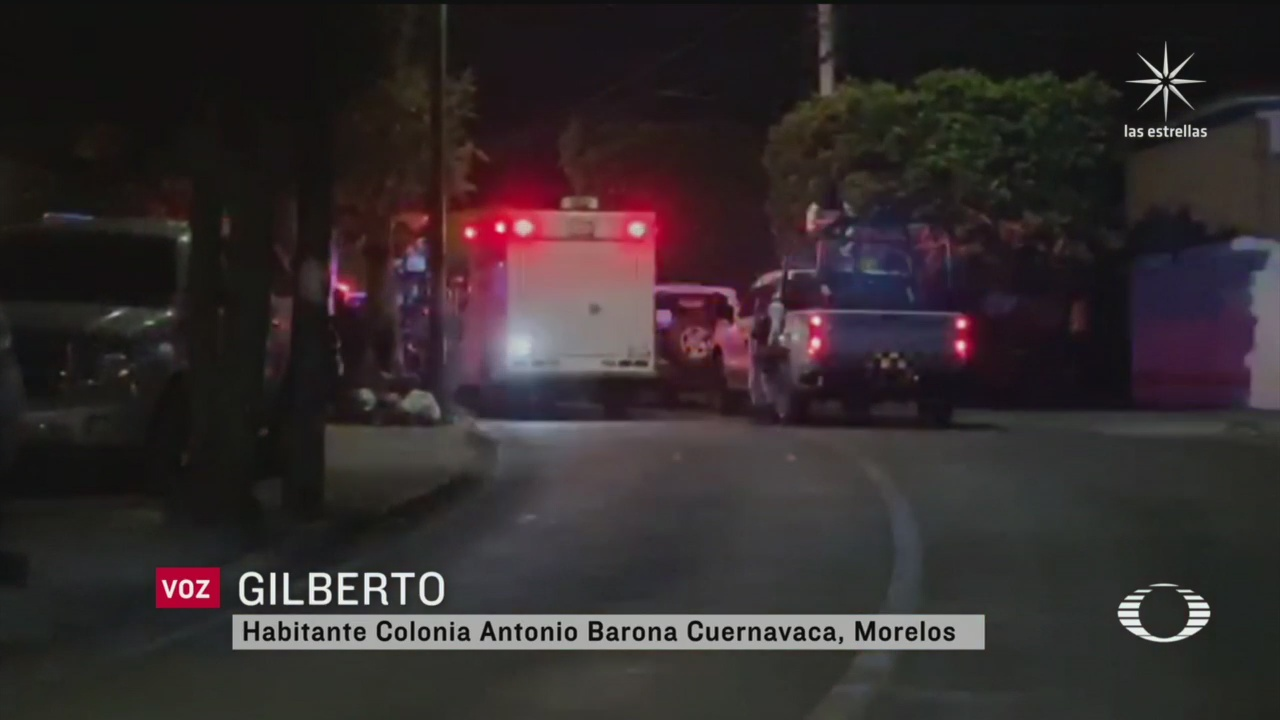 hombres armados disparan contra asistentes de un velorio en cuernavaca morelos